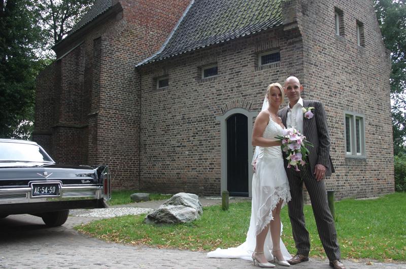 Bruiloft reportage Ruud & Annemiek