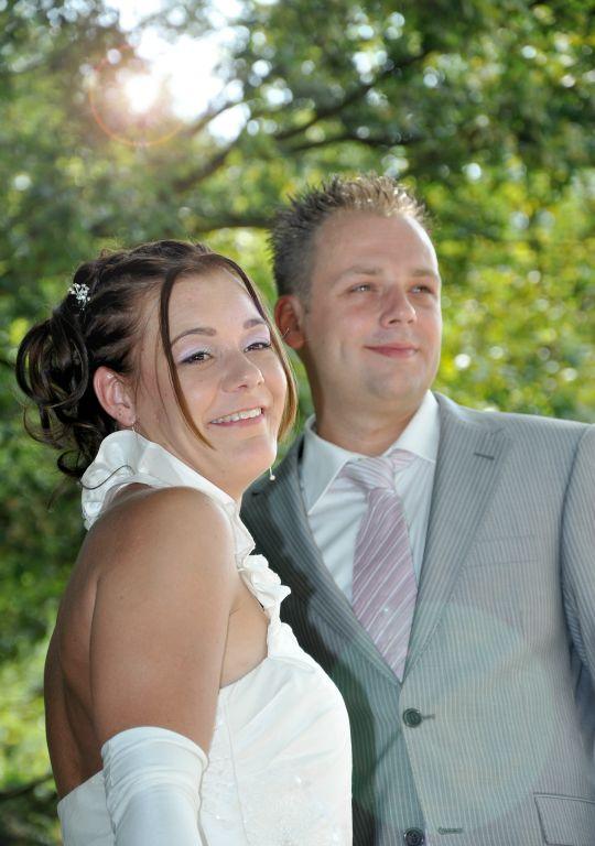 Bruiloft reportage  Jeroen & Wendy