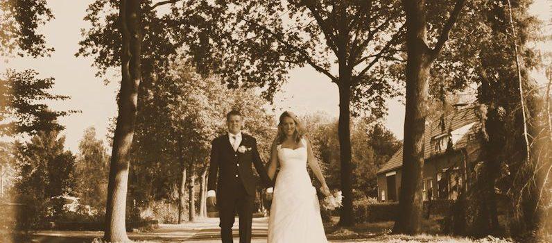 Bruiloft reportage Bob & Inge