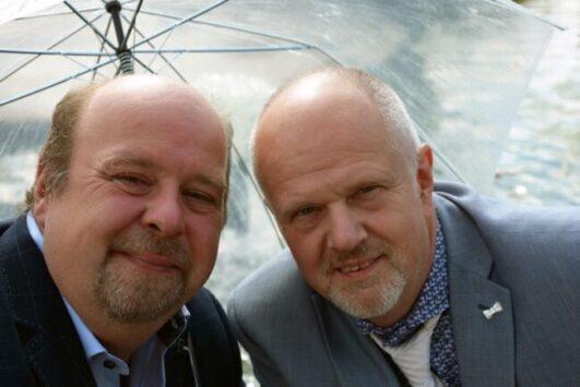 Trouw reportage Patrick en John